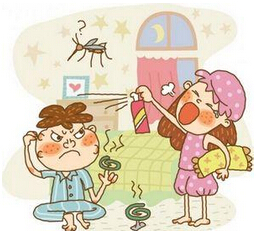 Use Indoors Mosquito Repellent Carefully